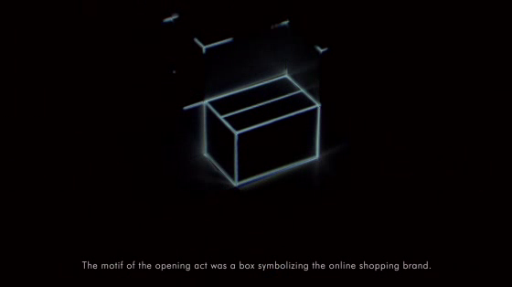Amazon Fashion Week Tokyo 2017 S/S Opening Act