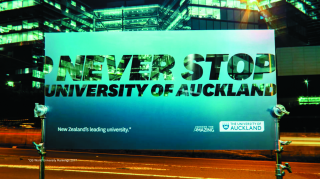 Never Stop | The University of Auckland