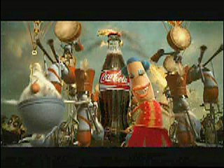 TV ad: Coca Cola: Happiness Factory