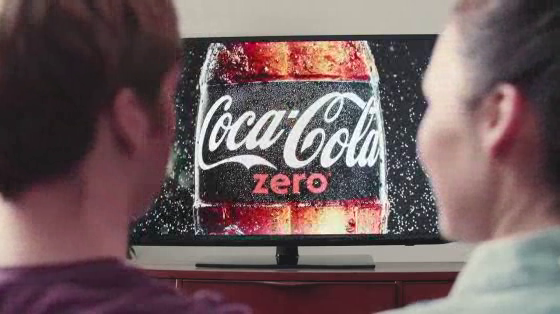 Coke Drinkable Billboard Coke Zero Drinkable Billboard