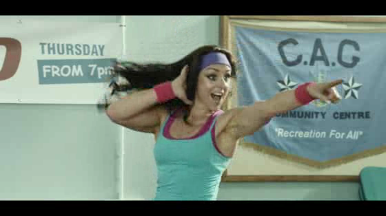tv ad specsavers workout specsavers workout