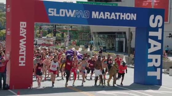 Slow Mo Marathon