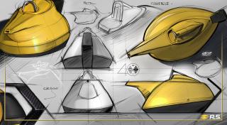 Renault Formula 1 - The Yellow Teapot