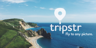 tripstr: Fly to any picture