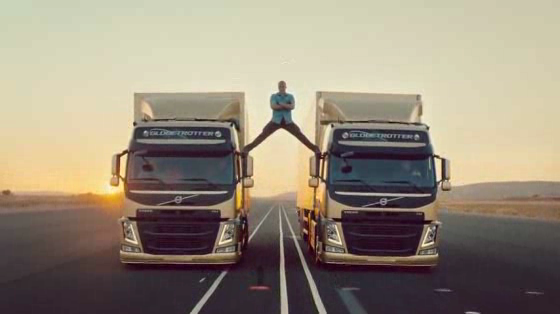 The Epic Split with Jean-Claude Van Damme