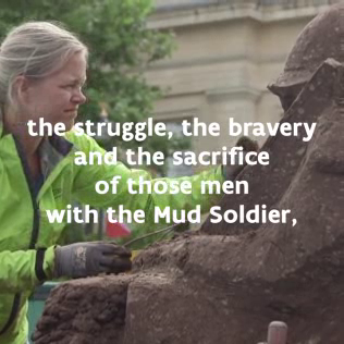 The Mud Soldier