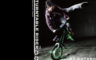 Turntable Rider