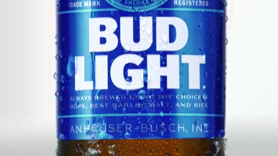 Bud Light: Bottle