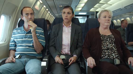 TV ad: Jack Link's: Middle Seat