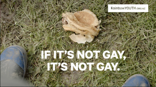 If It's Not Gay, It's Not Gay