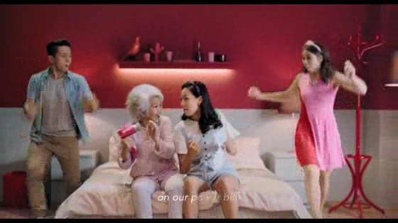 TV ad: Singtel / Geneco: The Watt That You Want