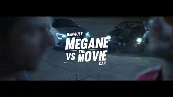TV ad: Renault Megane: 3  Renault Megane - Pure Vision LED