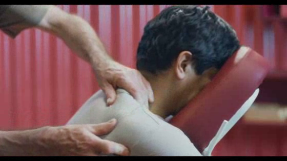 The Baker's Massage