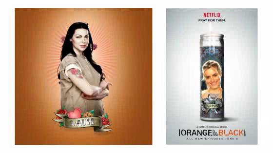 TV ad: Orange is the New Black: Orange is the New Black, Season 3