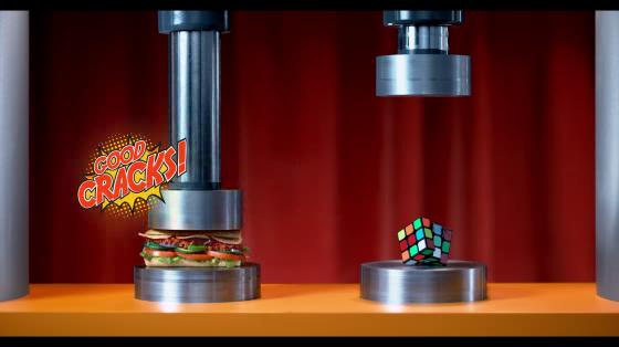 Good Cracks vs. Bad Cracks - The Rubik's cube