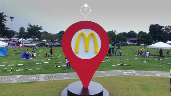 McDelivery Pin