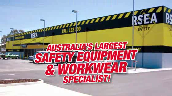 09bc4ee6773 TV ad: RSEA: RSEA Safety Gear September 2013
